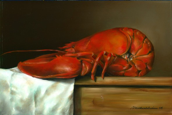 Lobster by Tanja Moderscheim