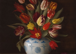 Dutch heritage tulips 16th to 19th C