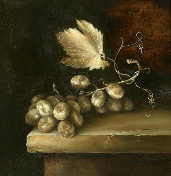 On the easel by Tanja Moderscheim